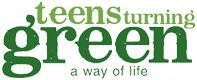 teens turning green